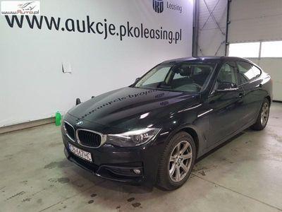 używany BMW 318 2dm 150KM 2017r. 25 618km