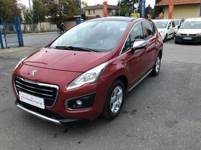 używany Peugeot 206 3008 1.6dm 115KM 2014r.500km