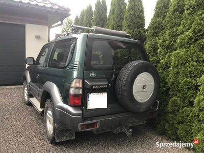 używany Toyota Land Cruiser J90 3.0 TD 1998r 4x4