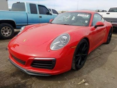używany Porsche 911 3dm 420KM 2017r. 57 390km