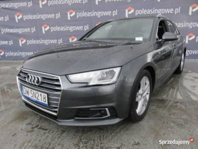używany Audi A4 B9 2.0