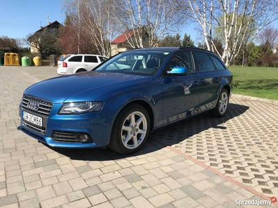 używany Audi A4 B8 2.0 TDI AVANT AUTOMAT