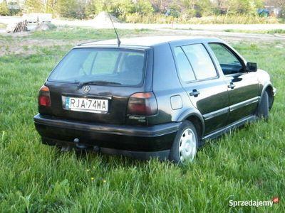 używany VW Golf III 1,9 TDI Hak Zamiana
