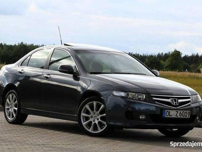 używany Honda Accord 2.4dm 190KM 2006r. 185 758km