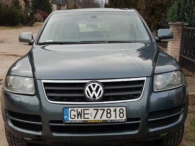 używany VW Touareg 3.0 TDI automat