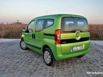 używany Fiat Qubo 2009R 1.4 73KM, PL Salon, 1 właściciel od Nowości
