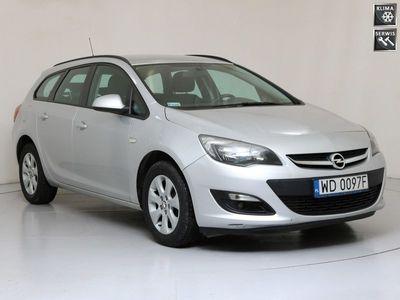 używany Opel Astra 1.7dm3 110KM 2014r. 126 633km WD0097F ! Enjoy ! Kombi ! Faktura VAT 23% !