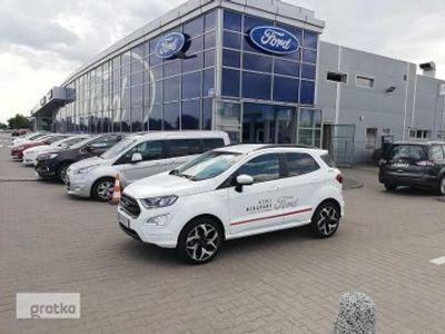 używany Ford Ecosport EcoSport II1.0 EcoBoost 125KM M6 FWD ST-LINE