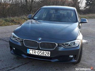 używany BMW 318 F3012r 2.0d sedan