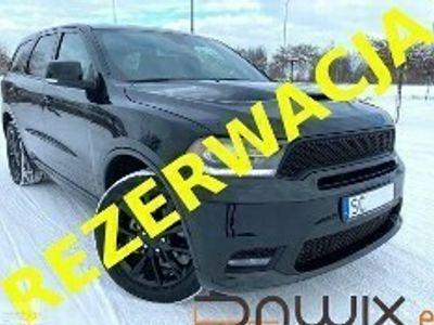 używany Dodge Durango III GT 3,6 V6 AWD 4X4 FaceLift+stylizacja SRT+2xLCD