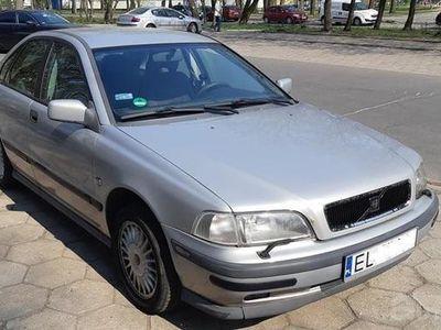 used Volvo S40 BEN+GAZ 1.8 115KM