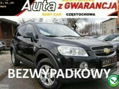 używany Chevrolet Captiva LS-Sport*OPŁACONY*Bezwypadkowy*Klima*Skóra*Serwis*GWARANCJA24M I (2006-2011)