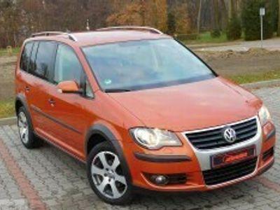 używany VW Touran Cross Touran I Wersja - 140 KM - 7 foteli