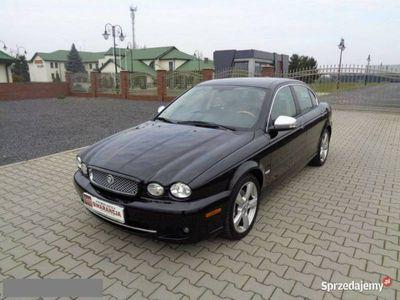 używany Jaguar X-type 3.0 V6 230Ps Skóra Navi Czarny Igła Gwarancja