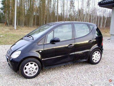 używany Mercedes A190 Benzyna
