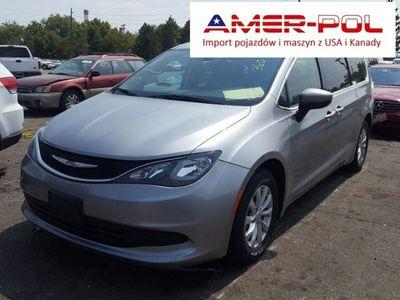 używany Chrysler Pacifica 2017, 3.6L, Touring, po gradobiciu