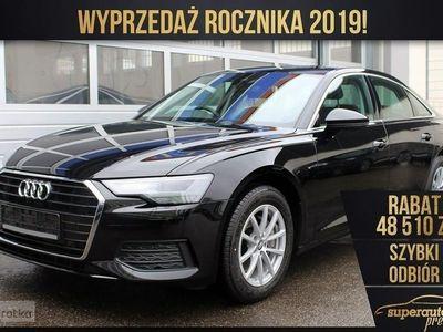 używany Audi A6 V (C8) 2.0 40TDI (240KM) | STRONIC + Pakiet Business + Pakiet Technology, Chorzów
