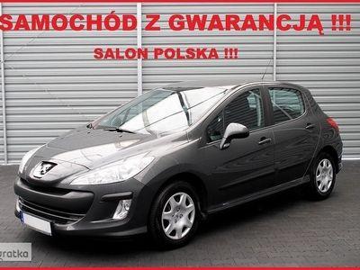 używany Peugeot 308 I Salon POLSKA + Klimatyzacja + Elektryka + GWARANCJA !!!