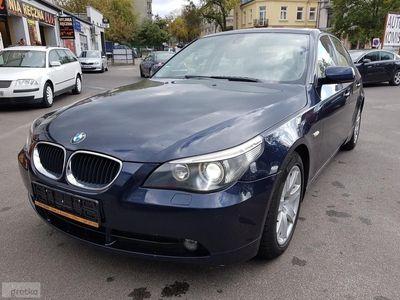 używany BMW 520 SERIA 5 i