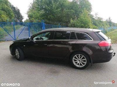 używany Opel Insignia combi 2012 - prywatnie