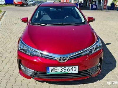 używany Toyota Corolla I Rej 04/2019 21 tys przebiegu Jak Nowa Radar Seria E16 (2012-)