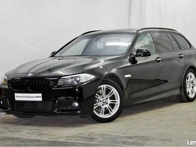 używany BMW 530 3dm 258KM 2012r. 189 790km