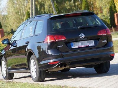 używany VW Golf VII 1WŁ ASO Salon PL FV23% 1.4 TSI PDC Klimatyzacja Be
