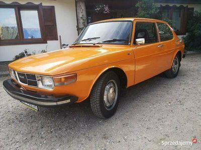 używany Saab 99