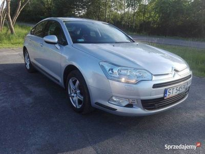 używany Citroën C5 1.8 benzyna 125KM Bezwypadkowy zarejestrowany