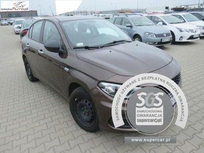 used Fiat Tipo Tipo 1.4dm3 95KM 2017r. 39 245kmBenzyna + LPG 2017r., FV 23%, Gwarancja!!
