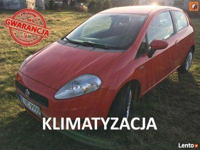 używany Fiat Grande Punto VIN/MultiJet/Oszczędny Diesel/Funkcja City/Klimatyzacja/z Niemiec, Wejherowo