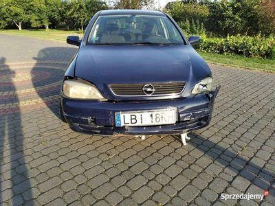 używany Opel Astra 1.6 B+G do negocjacji