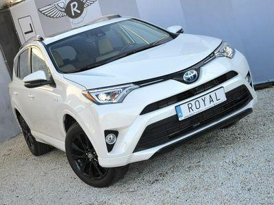 używany Toyota RAV4 2.5dm 197KM 2017r. 15 000km
