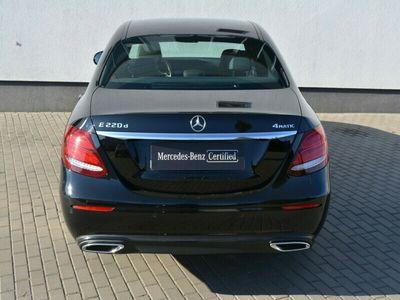 używany Mercedes E220 4MATIC Business edition
