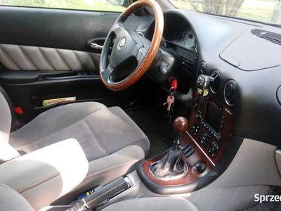używany Alfa Romeo 166 2.0 155koni. Pół roku w Polsce