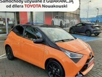 używany Toyota Aygo 1.0 VVT-i Prime X-cite