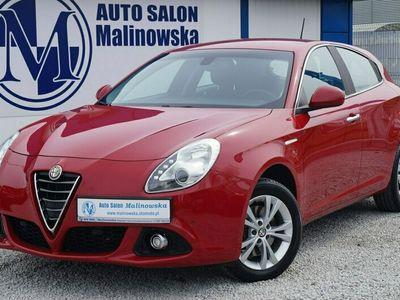 używany Alfa Romeo Giulietta 80 Tys.Km 2.0 150 KM D.N.A Navi 2xPDC Led Klimatronik Sensory Halogeny