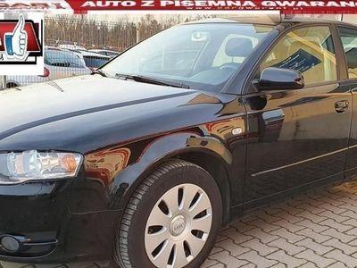 używany Audi A4 III (B7) 2.0 130 KM climatronic super stan gwarancja, Płońsk