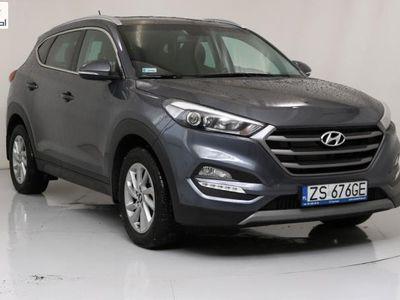 używany Hyundai Tucson 1.7dm3 141KM 2016r. 41 462km ZS676GE # BlueDrive Comfort # Automat # Faktura VAT 23% #
