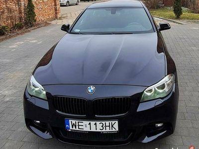 używany BMW 528 Seria 5 i xDrive 245kM MPAKIET SALON POLSKA 2014 lift