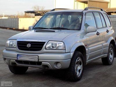 używany Suzuki Grand Vitara I 2.0 td.109KM.4x4 Zarejestrowany!, Ostrów Wielkopolski