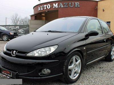 używany Peugeot 206 XA 2dm 136KM 2002r. 163 000km