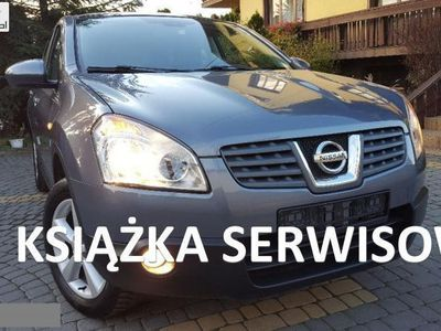 używany Nissan Qashqai 1.6dm3 114KM 2008r. 129 000km B.ŁADNY z Gazem LPG Oryginalny SERWIS 1.6bena 114KM