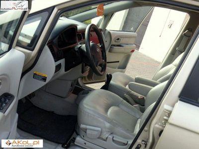 brugt Hyundai Trajet 2dm3 113KM 2006r. 205 424km 2.0 CRDi 113KM Skóry Klimatronik 6Miejsc Opłacony GWARANCJA