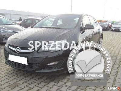 używany Opel Astra IV 1.4 T Enjoy Benzyna+ LPG 2015r., Alu