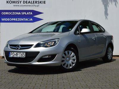 używany Opel Astra SalonPL 1.4T 140KM Klimatyzacja Serwis ASO Faktura VAT IV (2010-)