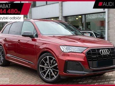 używany Audi Q7 Sport Line 3.0 50TDI (286KM) SLINE | Zostań w domu, wszystko załatwi