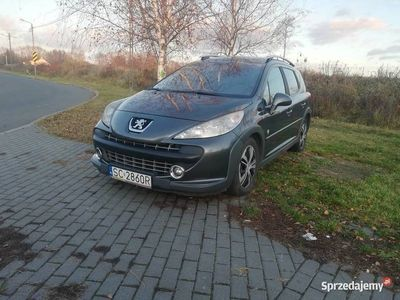 używany Peugeot 207 Outdoor SW 1,6HDI