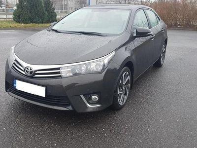 brugt Toyota Corolla 1.6dm3 132KM 2016r. 20 800km ABS automatyczna klima.