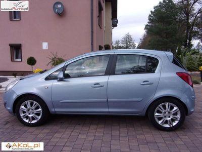 used Opel Corsa 1.2dm 90KM 2007r. 109 000km
